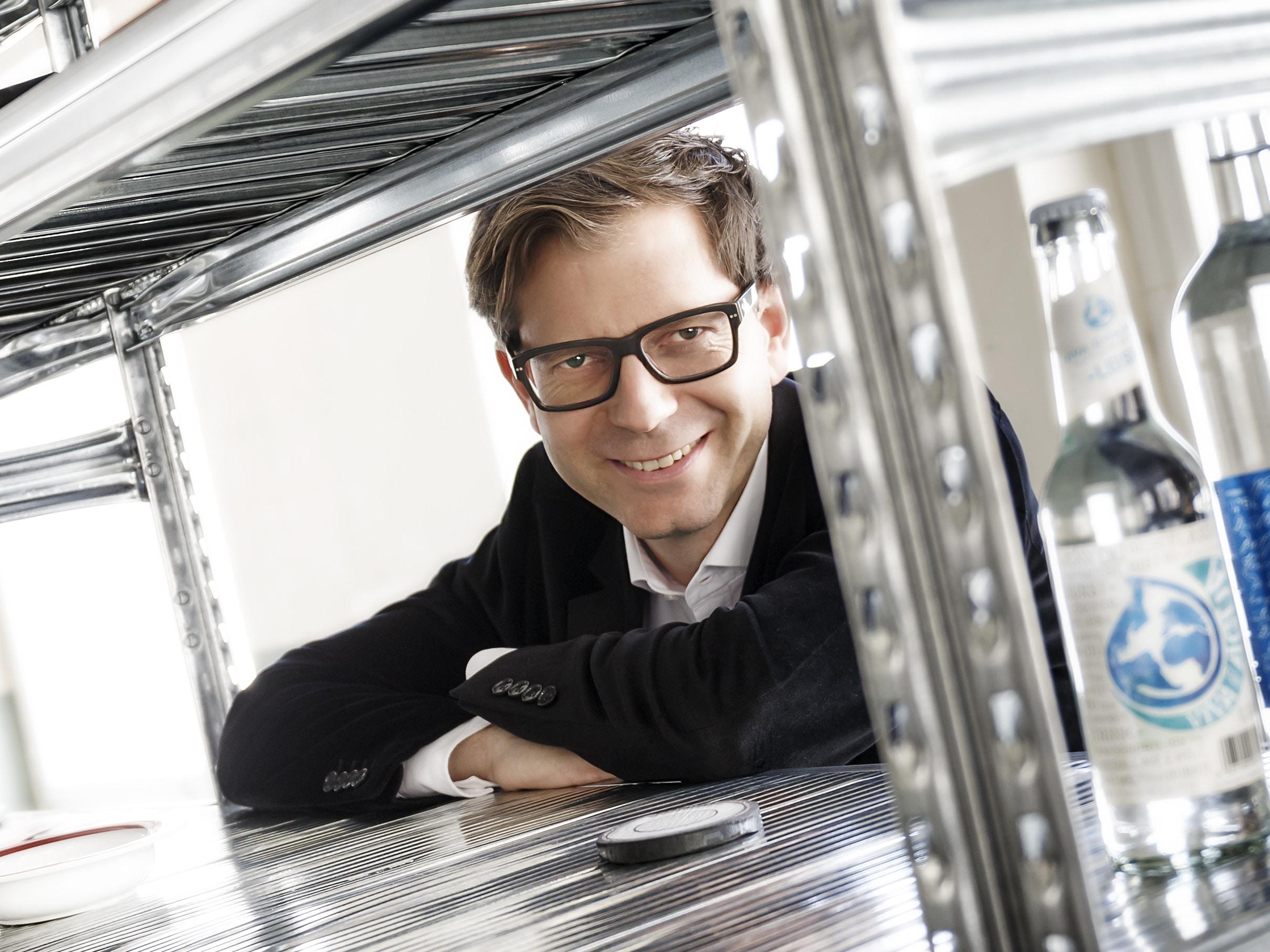 Neuer Referent bei Athenas: Mathias Haas
