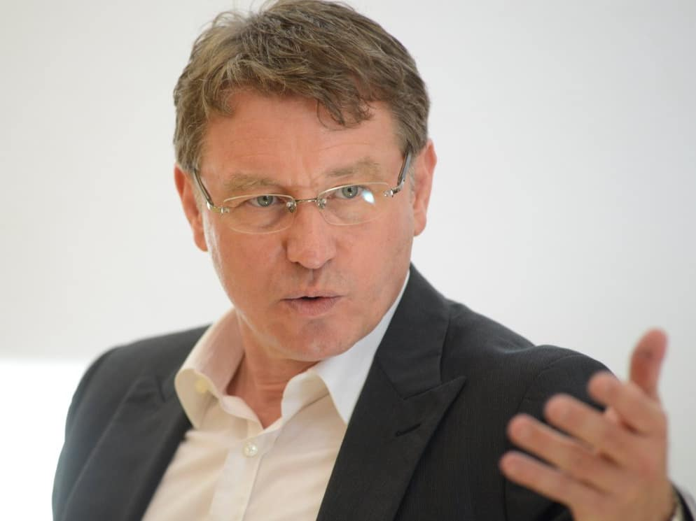 Der Freundlichmacher – Manfred Ritschard im exklusiven Interview