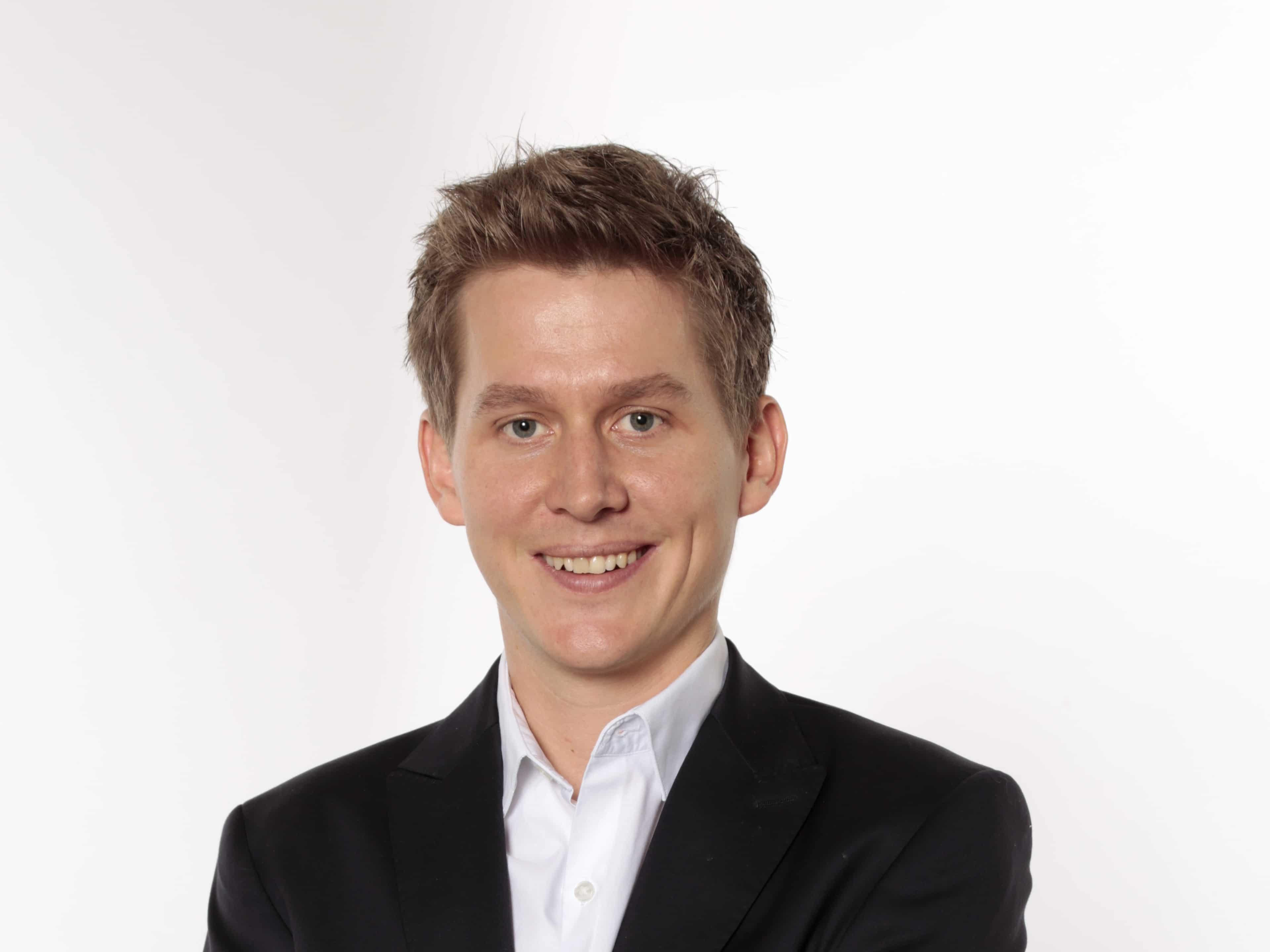 Neuer Referent bei Athenas: Christian Hirsig